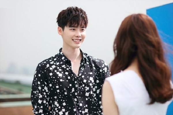 Nam diễn viên điển traiLee Jong Suk