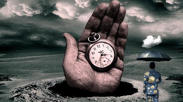 bí ẩn về thời gian