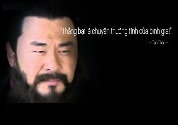 câu nói danh bất hư truyền của Tào Tháo