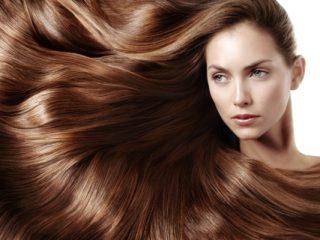 chăm sóc tóc óng mượt