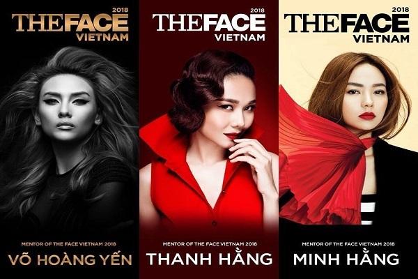 Chương trình the face