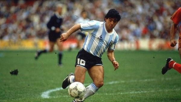 Diego Maradona huyền thoại bóng đá thế giới