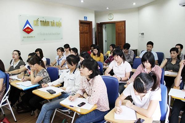 Trung tâm đào tạo kế toán Hà Nội