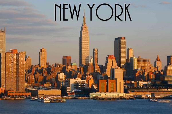 một phút ở New York bằng 5 phút ở nơi khác