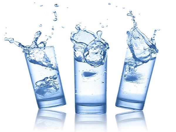 Nước lọc giúp hạn chế calo đi vào cơ thể