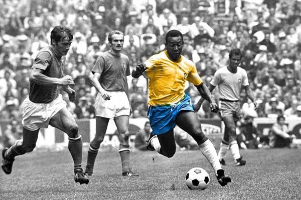 Pele huyền thoại bóng đá thế giới