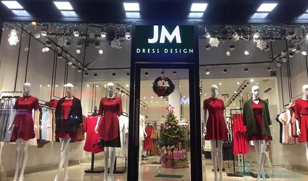 Shop thời trang JM