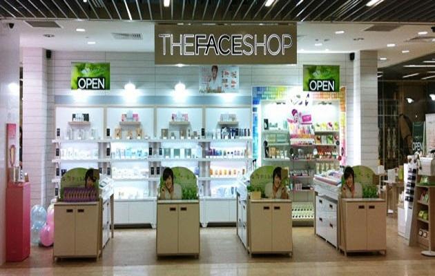 The face shop mỹ phẩm bán chạy nhất