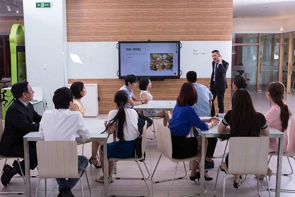 Trung tâm dạy tiếng anhwall