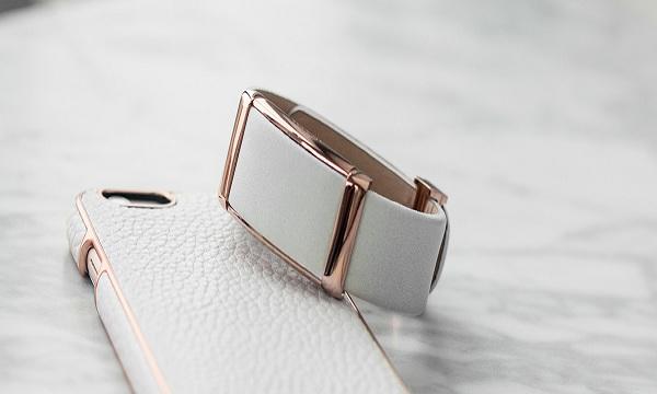 Sona – vòng tay kết nối người sử dụng và smartphone