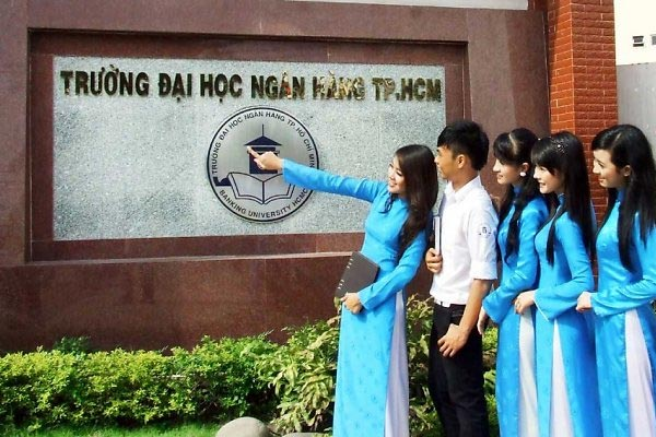 Đại học ngân hàng HCM