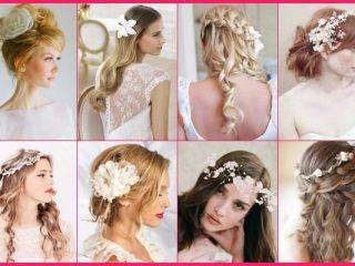 Top 4 kiểu tóc cô dâu đẹp lung linh