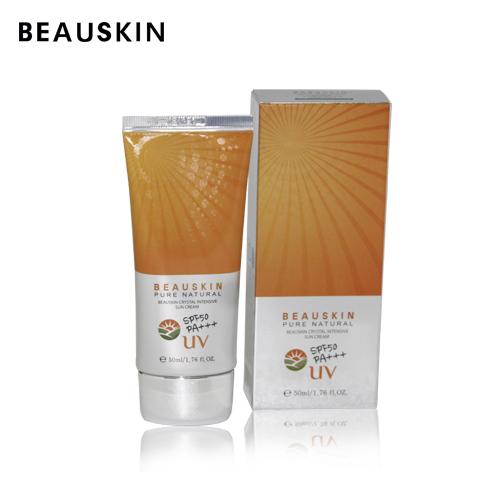 Kem chống nắng 3 trong 1 – Beauskin Crystal Intensive Sun Cream