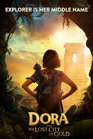 Dora và thành phố vàng mất tích