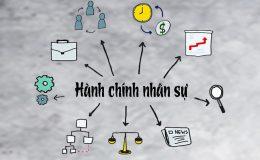 Học hành chính nhân sự - Những điều cần lưu ý