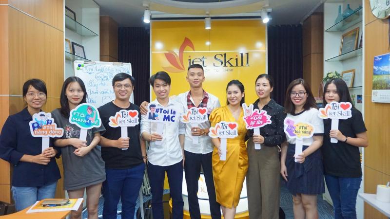 Trung tâm đào tạo kỹ năng mềm Vietskill